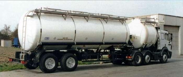 Экзотичные решения в грузовых перевозках-14 фото-
