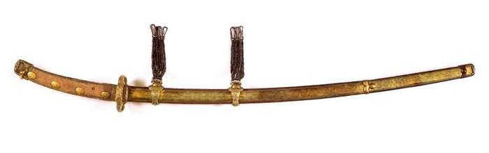 Японские мечи: правда и вымысел-12 фото-