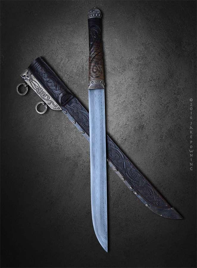 Оружие викингов-35 фото + 4 видео-