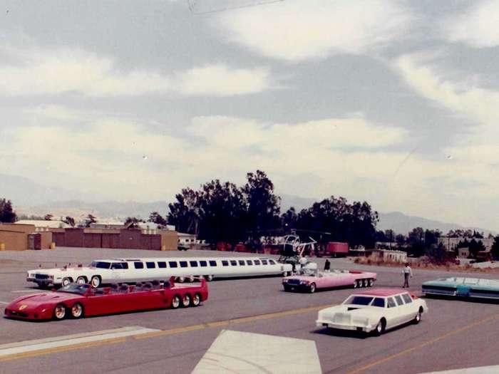 Джей Орберг - автомобильный король Голливуда-14 фото-