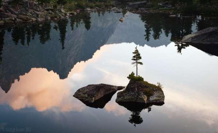Самые красивые места в России-20 фото-