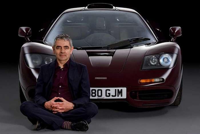 Как комик продал за £8 000 000 дважды битый суперкар-12 фото + 3 видео-