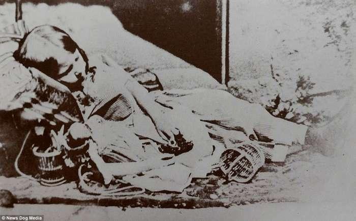 Душераздирающие фотографии детей-нищих на улицах Викторианской Британии-18 фото-