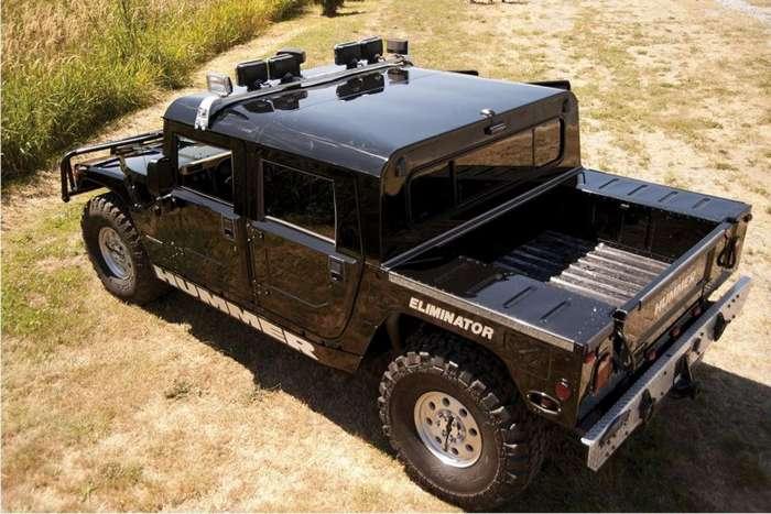 Hummer Тупака Шакура продали на аукционе со второй попытки-11 фото-