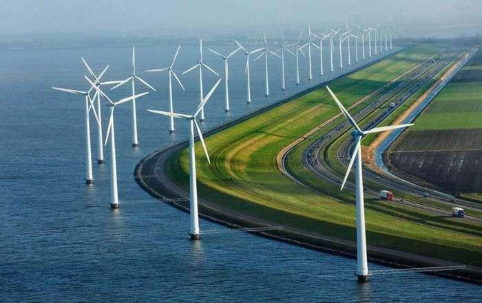 Сотни ветрогенераторов в Нидерландах признаны нерентабельными-2 фото-