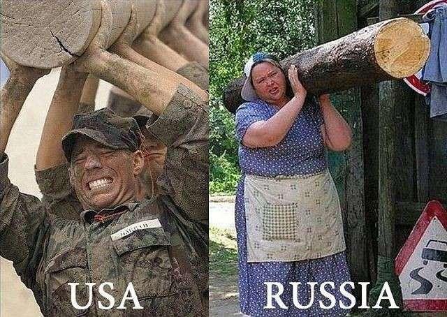 Русский менталитет-2 фото-