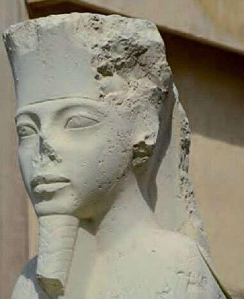 Сфинкс Тутанхамона, или Как потерять шедевр-4 фото-