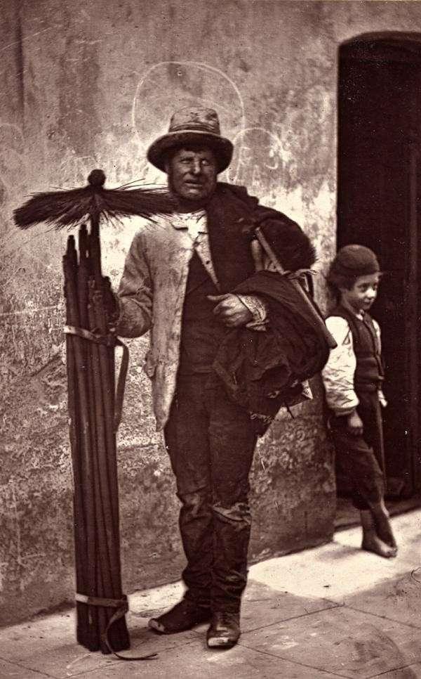 Лондон 19-го века-19 фото-