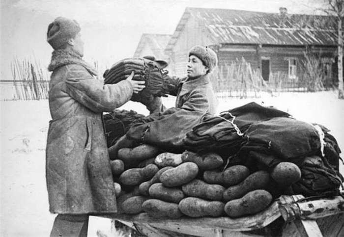 Фронтовой быт РККА в Великую Отечественную. Всё, что за кадром-23 фото-