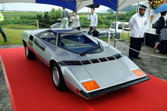 Dome Zero - японский Lamborghini-9 фото + 1 видео-