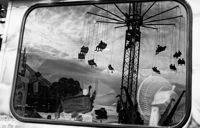 Фотографы показали жизнь в черно-белом цвете-29 фото-