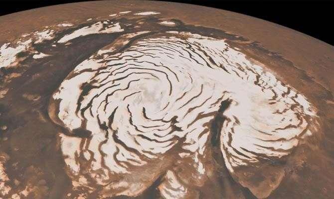 Интересные факты о Марсе-11 фото-