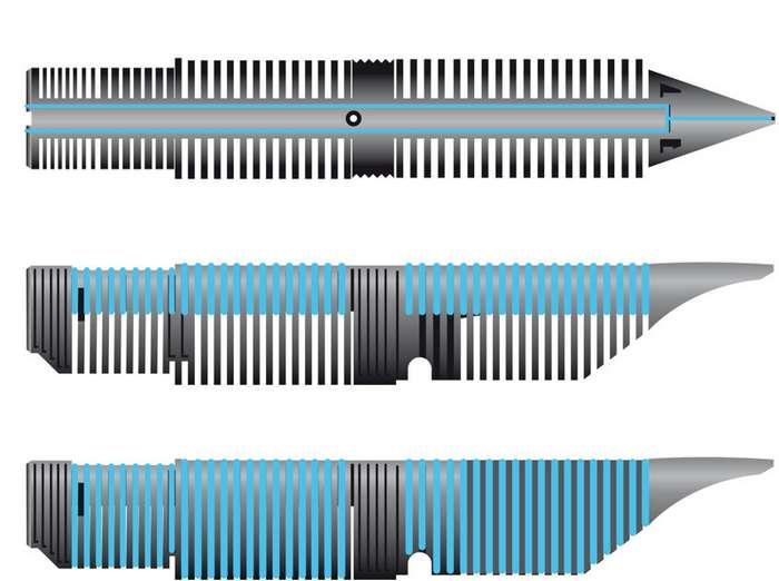 Микромеханика: как устроена перьевая ручка-4 фото-
