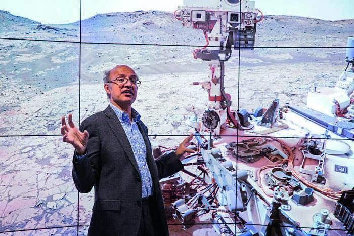 Подробно о космическом: что и зачем сейчас делает марсоход Curiosity?-5 фото-