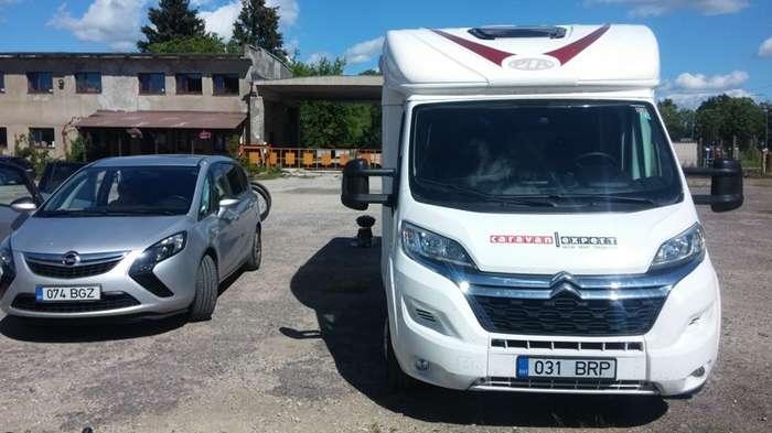 Авто путешествие по Европе на автодоме-199 фото + 14 видео-