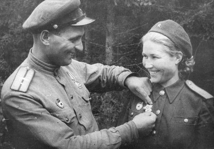 Женщины-танкисты Великой Отечественной войны. Александра Бойко. Экипаж машины боевой-9 фото-