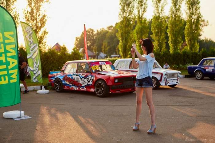 Жи-Фест. Второй Всероссийский Фестиваль Жигулей в Подмосковье-42 фото-