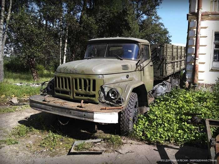 Кладбище военной техники-12 фото-