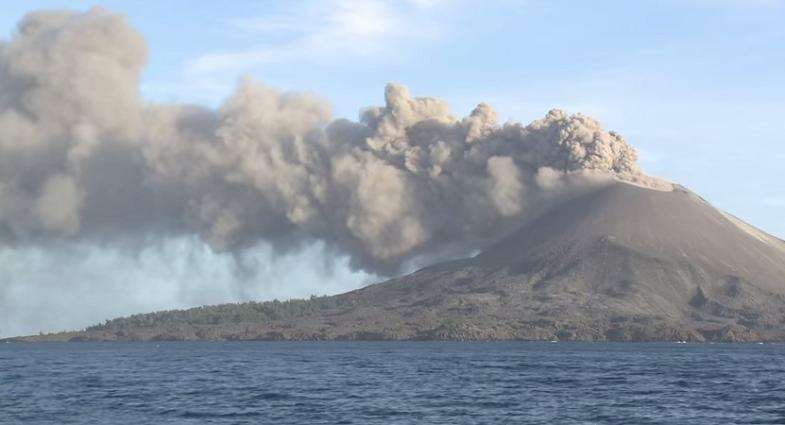 10 фактов об извержении Кракатау в 1883 году-5 фото-
