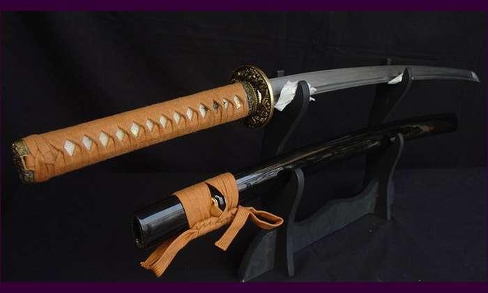 Каким оружием пользовались ниндзя-17 фото-