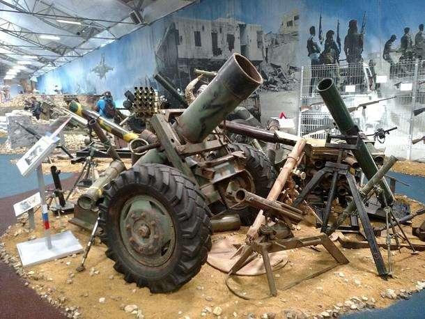 Минобороны РФ показало оружие террористов в Сирии-3 фото-