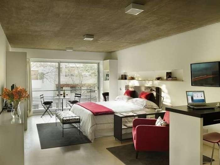 Как в разных странах мира выглядит жилье за $1000 в месяц-51 фото-