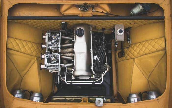 Lada-2103 Bagged - Уникальный автомобиль из Рязани-24 фото + 1 видео-