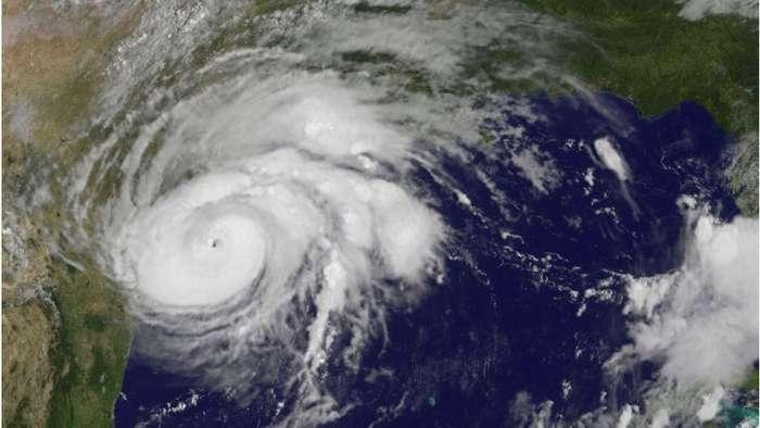 Ураган в США: было - стало-9 фото-