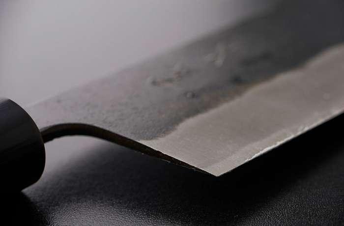 Как самостоятельно заточить кухонные ножи до бритвенной остроты-6 фото + 1 видео-