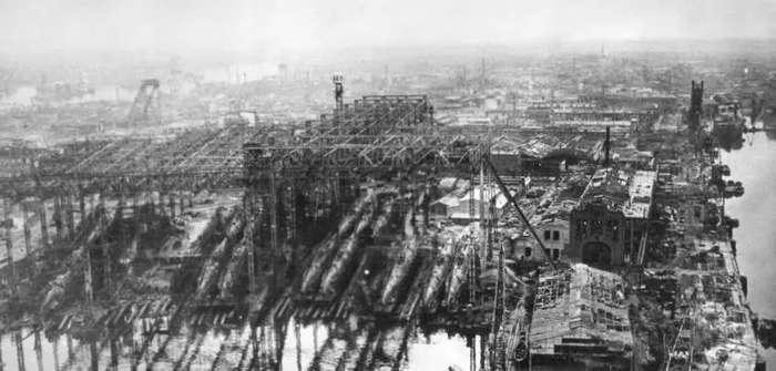 Как авиация союзников уничтожала Дрезден-4 фото-