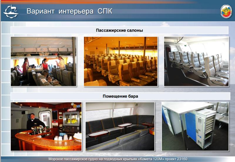 Новая -Комета- для речного флота России. Красавица просто-8 фото-