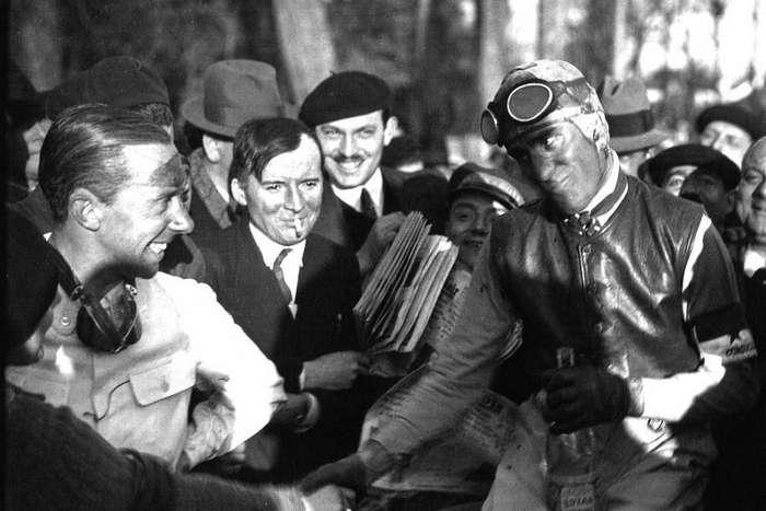 Неукротимый Тацио: итальянец, опозоривший и прославивший немцев-11 фото + 2 видео-
