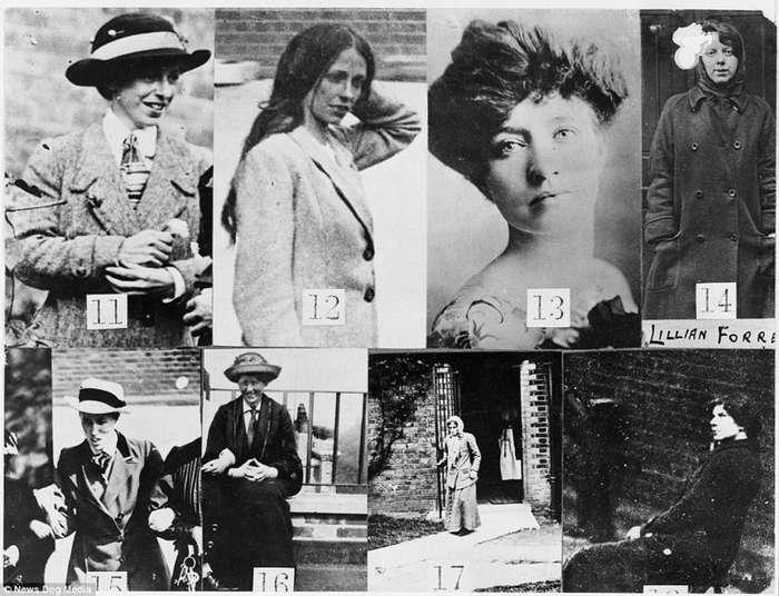 Женщины, которые добились права на голос: столетие победы-15 фото-
