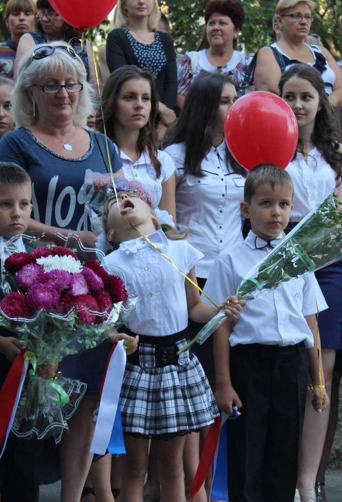 1 сентября в России-23 фото + 2 видео-