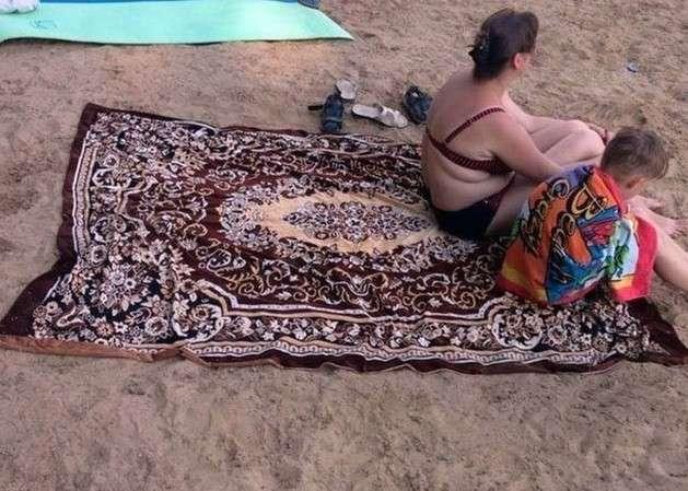 Вы не любите ковры или просто не умеете их готовить?-16 фото-