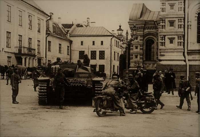 Прошедшие через ад. Таллинский прорыв-10 фото-