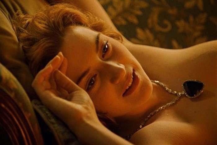 Загадки кулона -Сердце океана- из фильма -Титаник--9 фото-