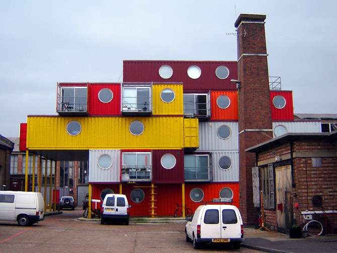 Самые необычные дома в мире!-91 фото-