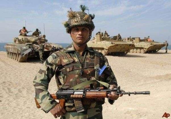Как выглядит современный солдат в различных странах мира-30 фото-