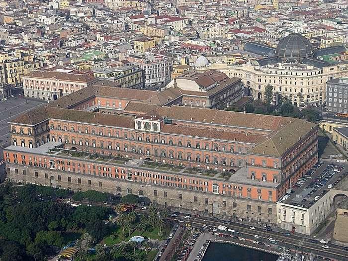 Несколько фактов о Неаполитанском королевстве