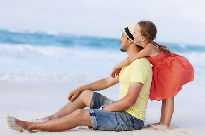 Парень и девушка на море: фото и картинки. - Depositphotos 66