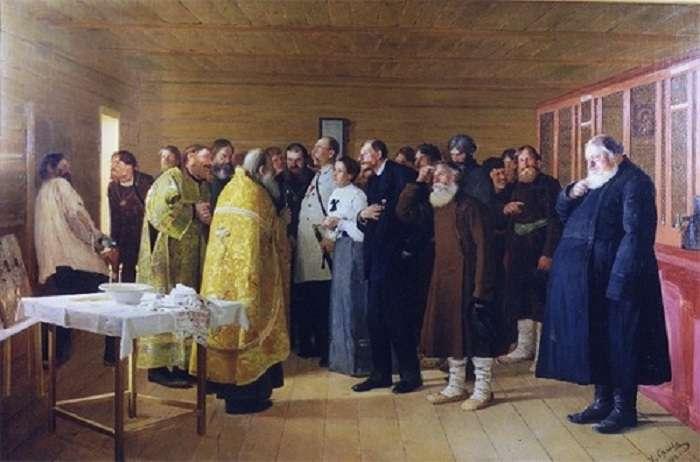Этих картин русских художников нет в школьных учебниках
