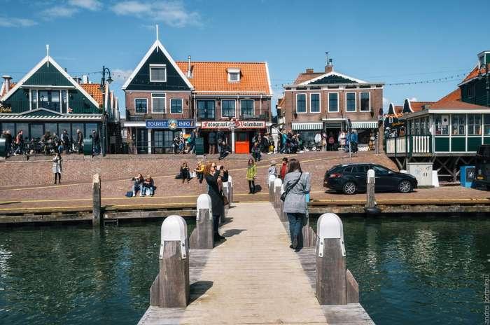 Любопытное об Амстердаме
