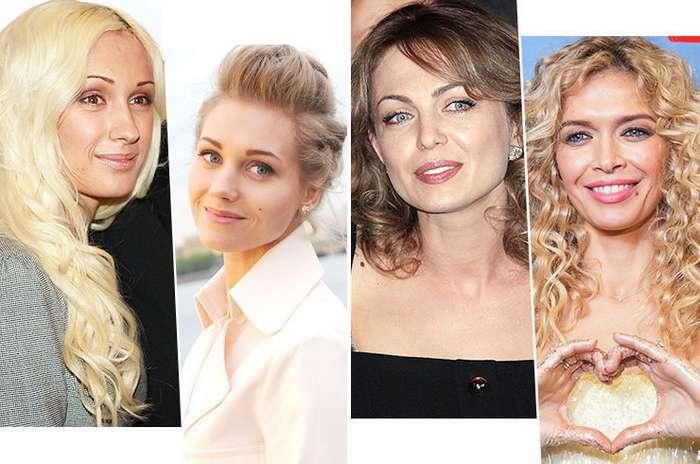 Как выглядят девушки, ради которых знаменитые мужчины уходят из семей