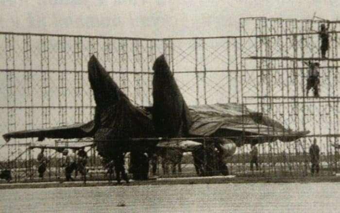 История летчика-дезертира Виктора Беленко