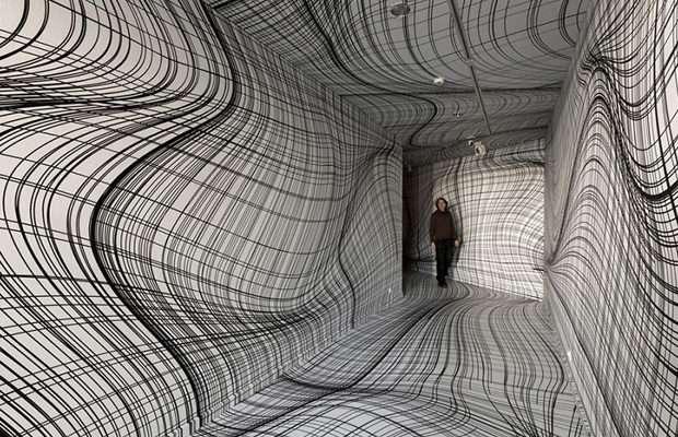 Оптические иллюзии и работа мозга