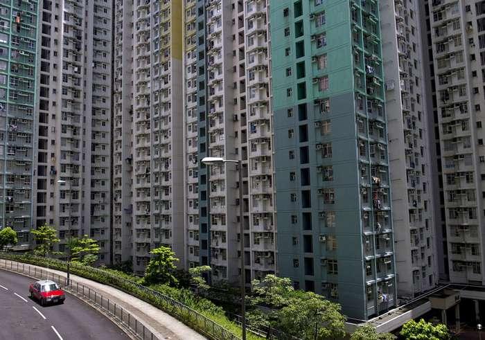 Жизнь Гонконга в фотографиях