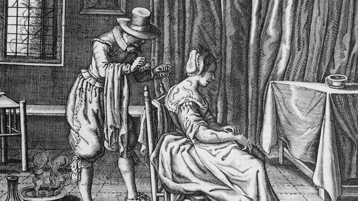 Как в Средние века пытались вылечить от бесплодия