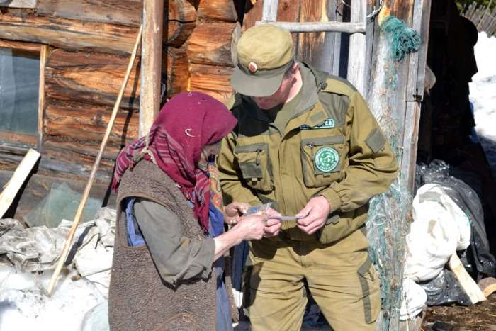 Агафья Лыкова: отшельница, которая отказывается уезжать из тайги