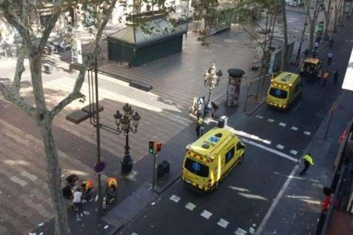 Девушка, пережившая три теракта в Европе за полгода